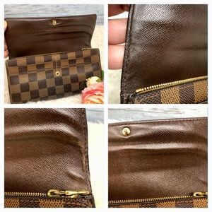 Louis Vuitton Bags - Authentic Louis Vuitton Darmier Sarah Long Wallet